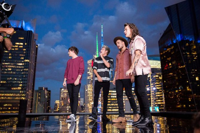band, boy, uk, england, talent show, tour, album, single, release